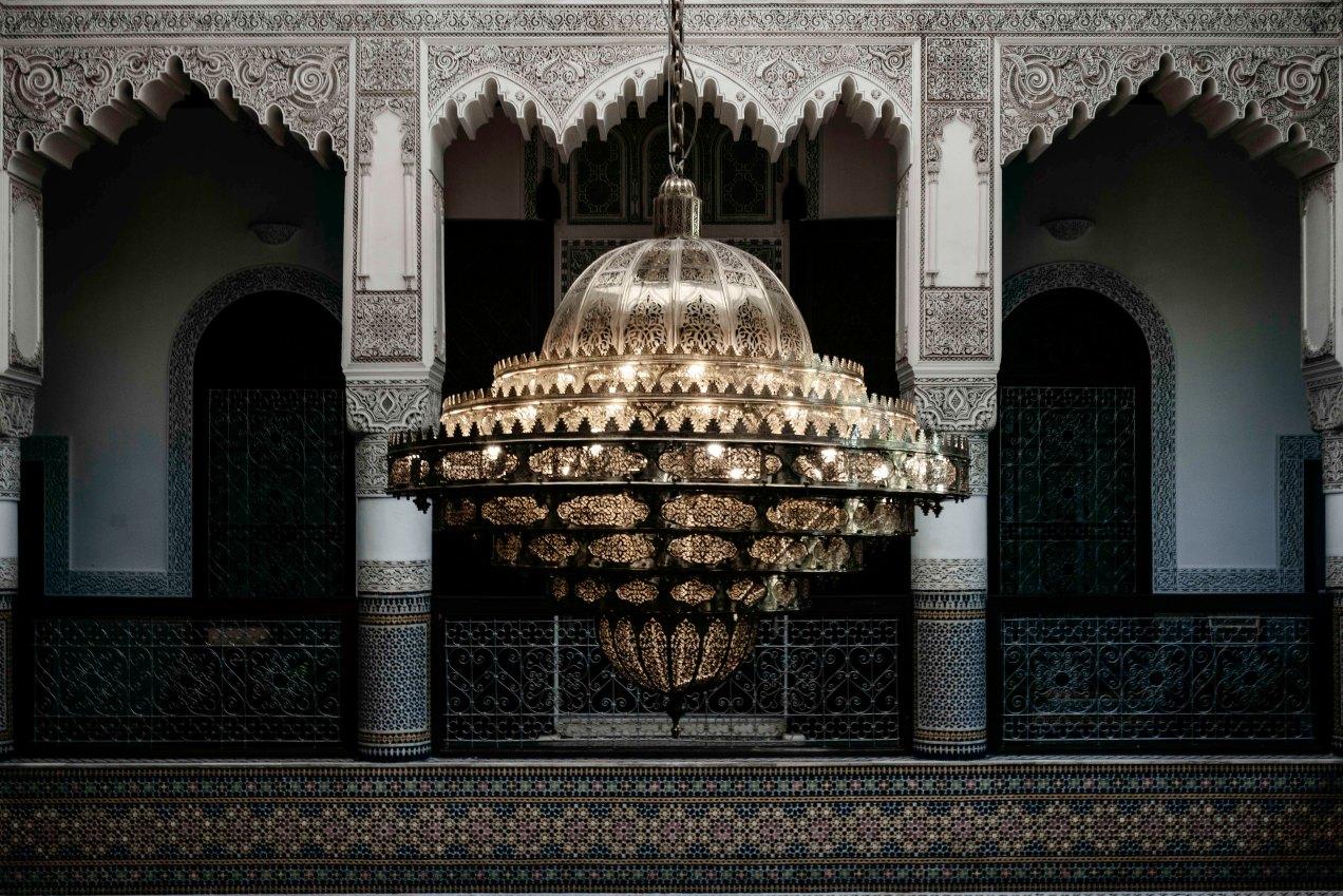 Riad Fes, Relay&Châteaux, gildalliere, Maroc, 2020