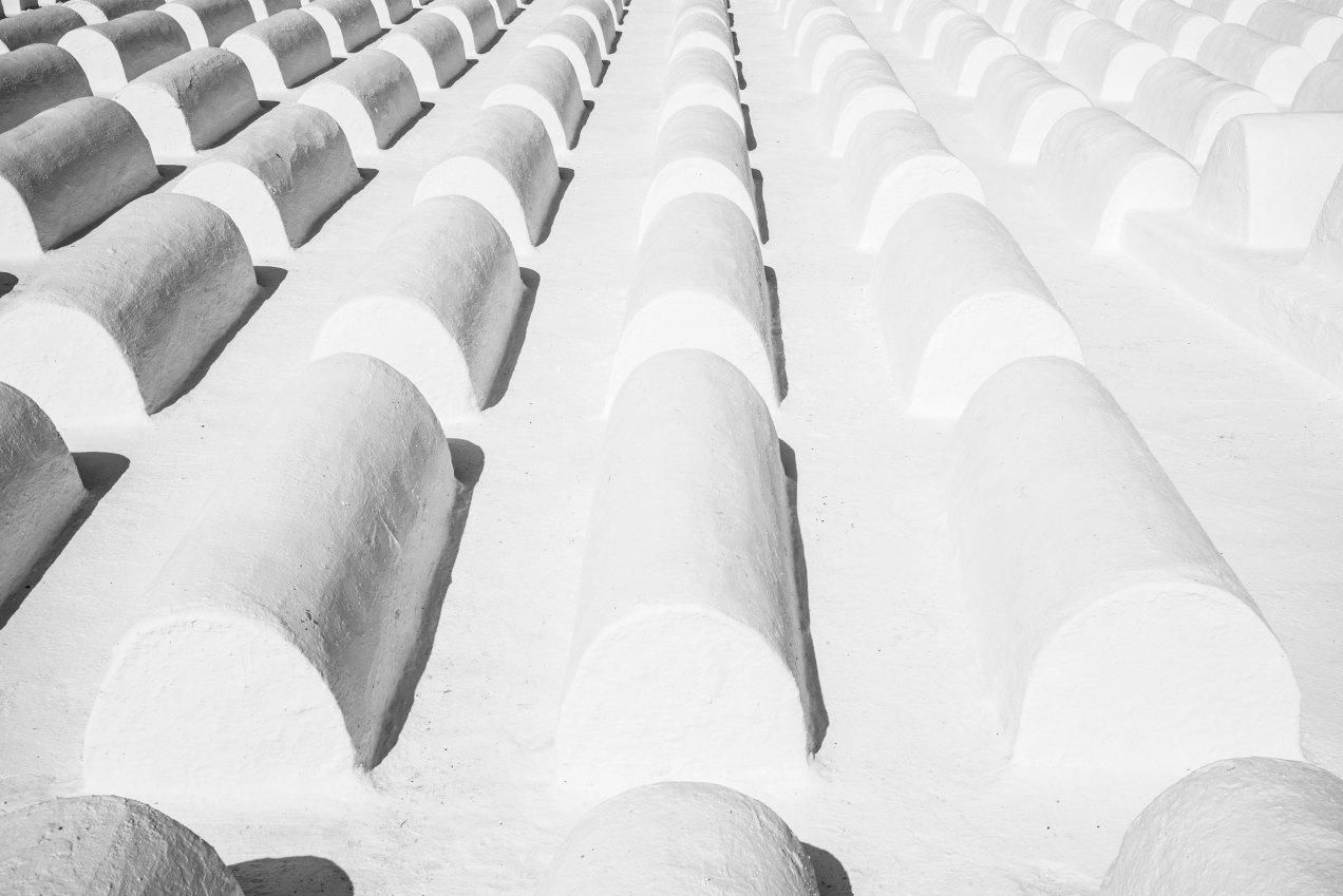 Cimetière du Mellah, Fès, Maroc, gildalliere, 2020