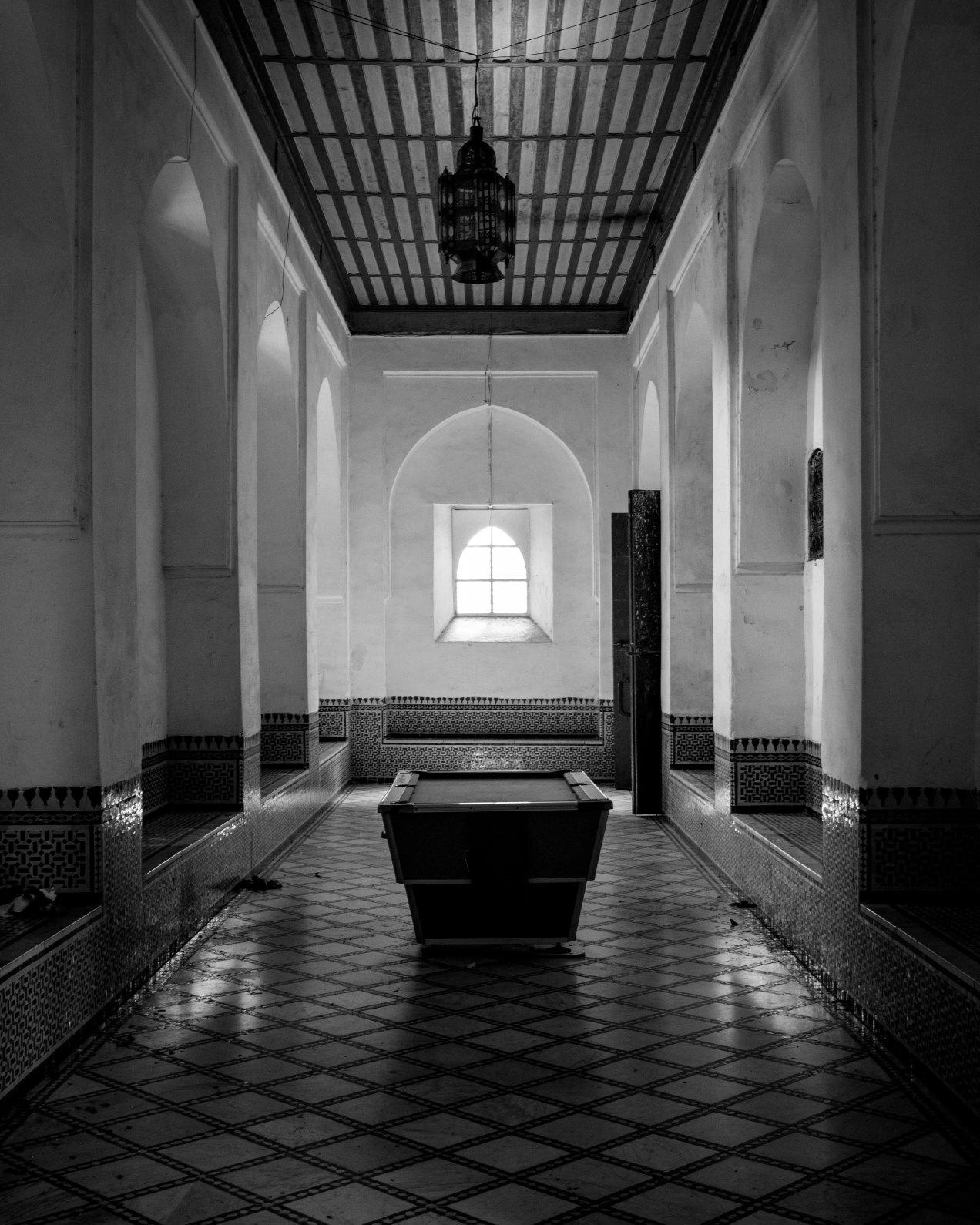 Entée du palais El Mokri, Fès, Maroc, gildalliere, 2020