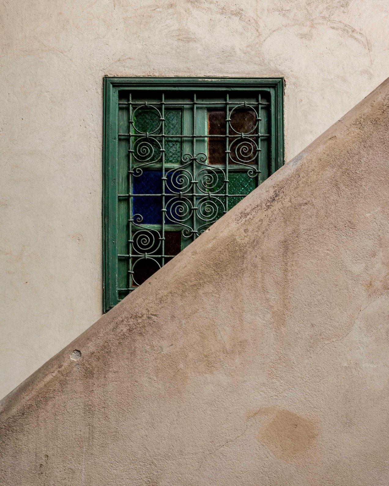 La rampe, le jardin des Biehn, Fès, Maroc, gildalliere, 2014