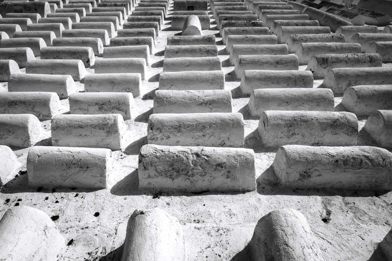 le Mellah, cimetière juif de Fès, gildalliere, 2014