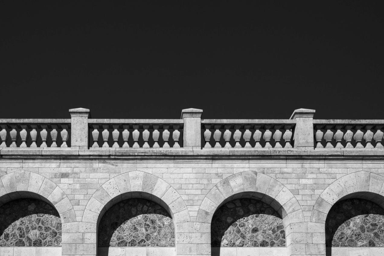 Balustres du réservoir de Montmartre, Paris, gildalliere, 2020 L1017720-Modifier