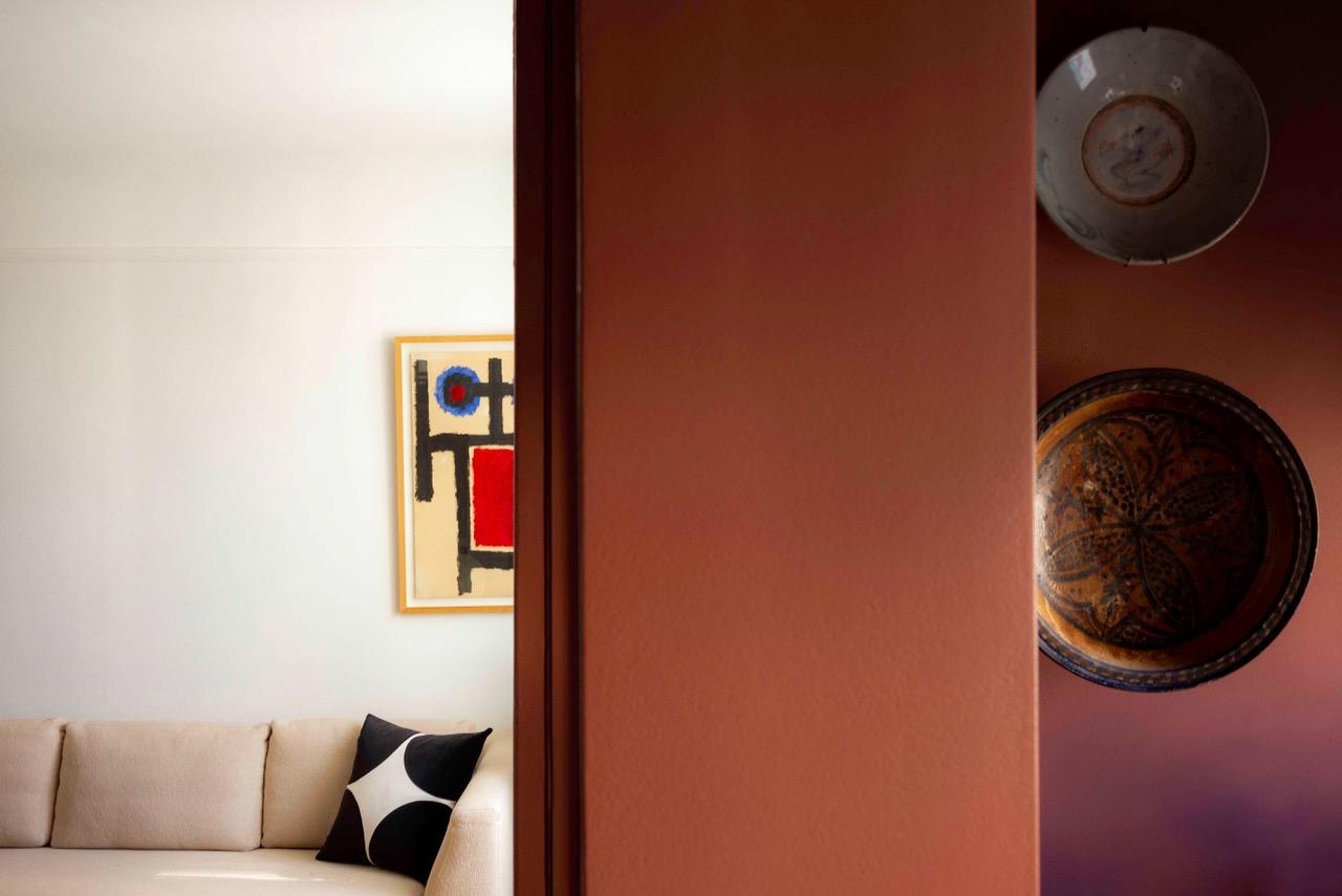 Equilibre des formes, mon salon, gildalliere, 2020