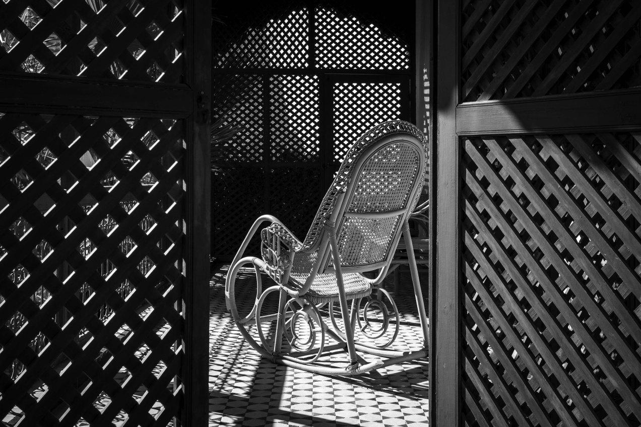 La Circassienne, jardin des Biehn, Fès, Maroc, gildalliere, 2020