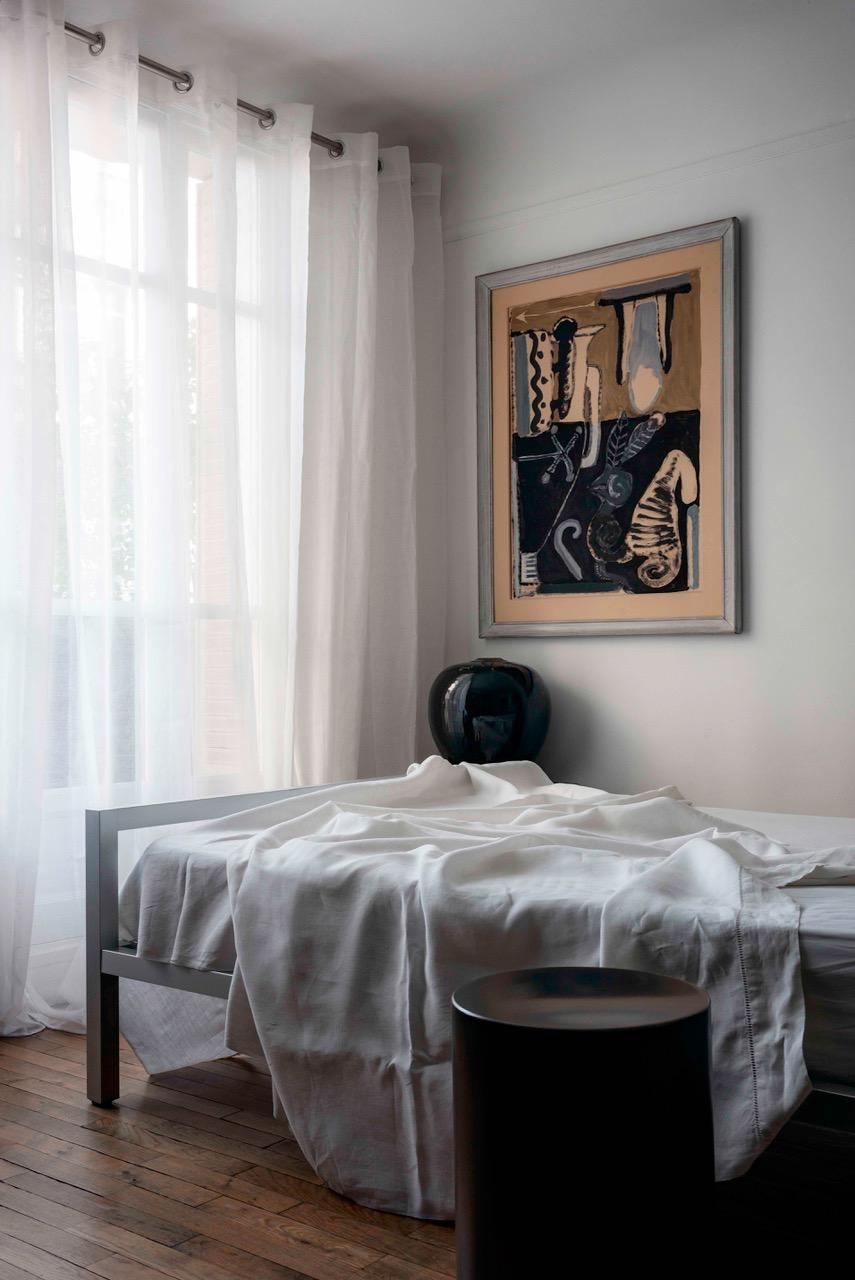 omnipreÃÅsence de GeÃÅrard  Drouillet dans ma chambre, Paris, gildalliere, 2020